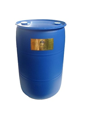 Shipp Ahoy 55 Gallon Blue Poly Drum